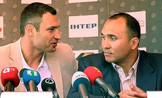 Устінов згадав, як Віталій Кличко обіцяв йому бій з Володимиром