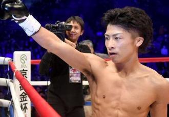 Вбивчий нокаут японського чемпіона вже на старті бою (ВІДЕО)
