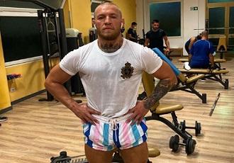 Екс-чемпіон UFC у двох дивізіонах Конор Макгрегор ...