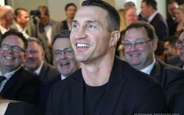 Володимир Кличко увійшов до Міжнародної зали боксерської слави