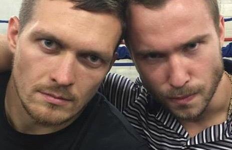 Усик і Беспутін показують прийоми кунг-фу (ВІДЕО)
