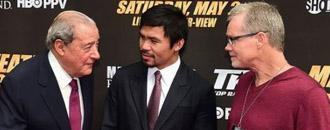 Мейвезер і Пакьяо зустрілись у Лас Вегасі (ФОТО)