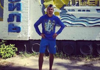 Кадр Дня. Віктор Постол відвідав Чорнобиль
