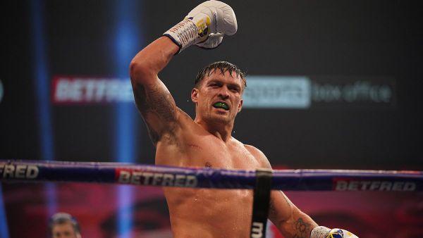 Чемпіон WBA, WBO і IBF в суперважкій вазі Ентоні Д...