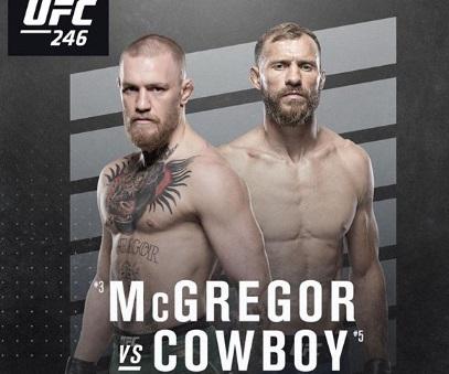 Офіційний постер до бою Макгрегор-Серроне (ФОТО)