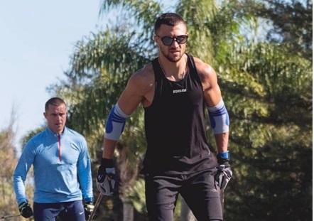 Незвичні тренування Василя Ломаченка (ФОТО)