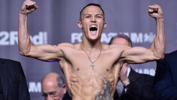 Воррінгтон: Вважаю Ломаченка найкращим боксером Р4Р на сьогодні