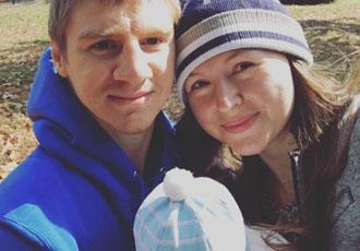 Кадр Дня: Іван Голуб відпочиває з родиною