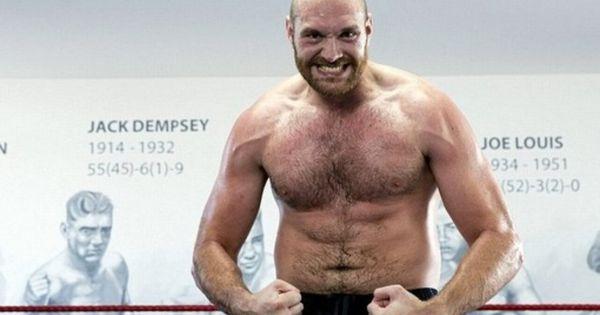 Фьюрі: Я в депресії без боксу