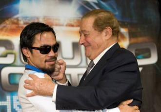 Філіппінський екс-чемпіон світу в восьми вагових к...