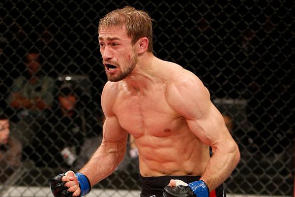 Багаутдінов, якого звільнили з UFC, потрапив в аврію