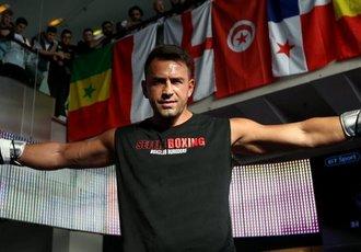 39-річний албанець сказав, як переможе Фьюрі