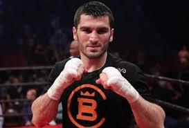 Бетербієв: Для мене Гвоздик - єдиний боксер на світі