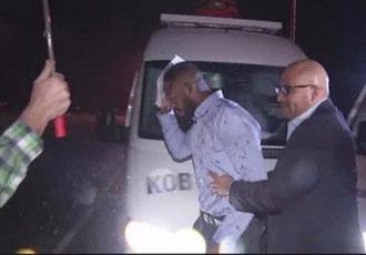 Офіцер поліції, який зупинив Джонса Джонса, звинувачується в расизмі