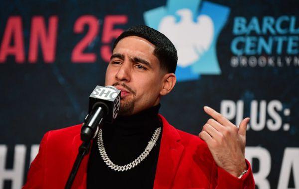 Гарсія: Відчуваю, що вже зараз є членом Міжнародного залу боксерської слави