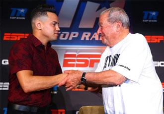 Рамірес: Якщо не в цьому році, то в 2022 році буду битися за титул