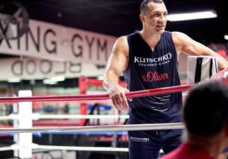 Кличко визначився із датою повернення в ринг