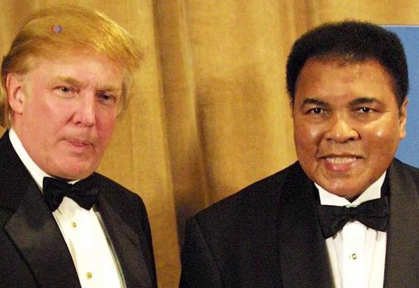 Трамп збирається посмертно помилувати Мохаммеда Алі
