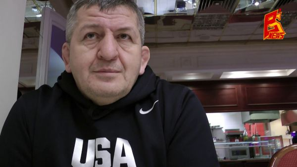 Батько Нурмагомедова: Це найважливіший бій в історії UFC