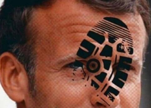 Нурмагомедов назвав Макрона твариною і попросив Всевишнього спотворити йому обличчя (ФОТО)