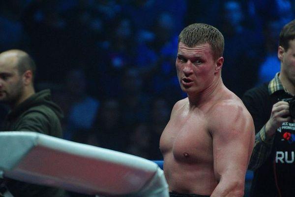 Повєткін: Мені без різниці, з ким виходити в ринг