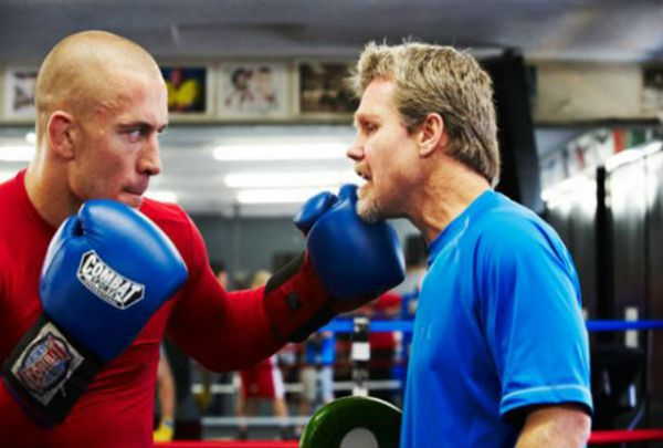 Роач: Сподіваюся, що останній бій Джорджа Сент-Пьєра буде проти Макгрегора