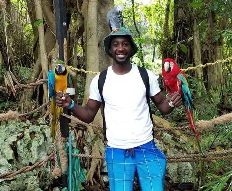 Кроуфорд відпочиває на Ямайці (ФОТО)
