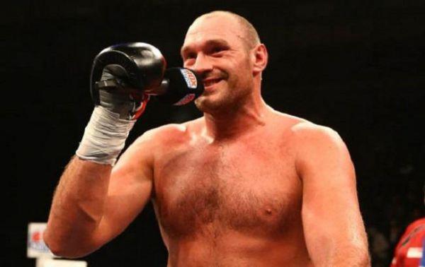 Фьюрі досі не отримав боксерської ліцензії