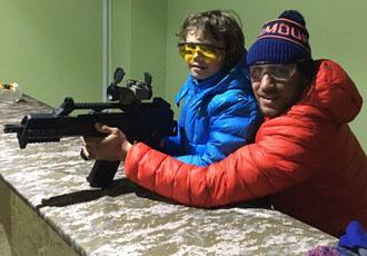 Кадр Дня: Ломаченко з сином відвідали ТИР