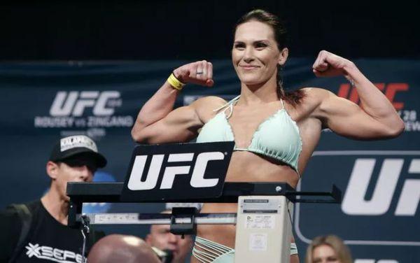 Кет Зігано пояснила, чому йде з UFC
