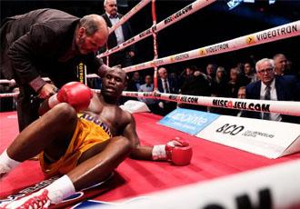 Промоутер Стівенсона розповів про стан боксера