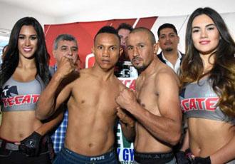 Екс-чемпіон світу Орландо Салідо (43-13-4, 30 КО) ...