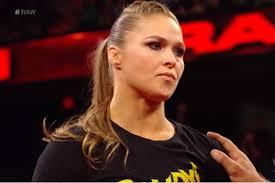 Роузі висловилася щодо можливого повернення в UFC