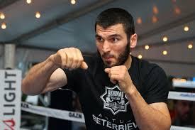 Бетербієв: Хотів би зробити бій з чемпіоном UFC
