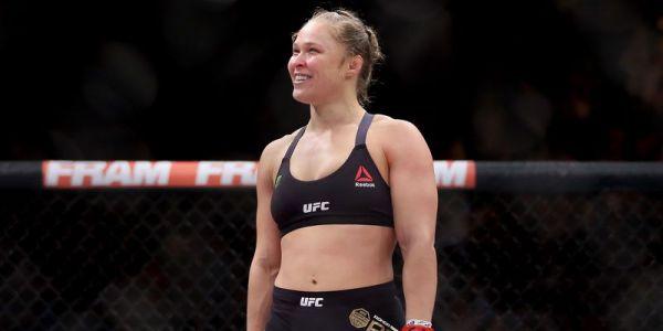 Роузі стала першою жінкою в історії UFC, яка потрапила у Зал слави (DSLTJ)