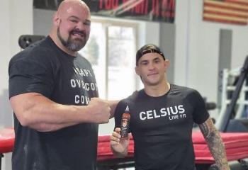 Легковаговик UFC Дастін Порьє готується до бою з К...