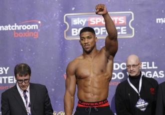 Джошуа: Усик - ідеальний боксер