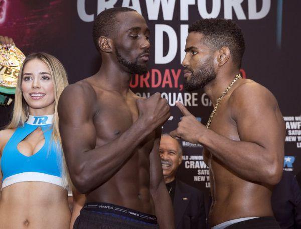 Кращі моменти поєдинку Кроуфлорд-Діас від HBO Boxing (ВІДЕО)
