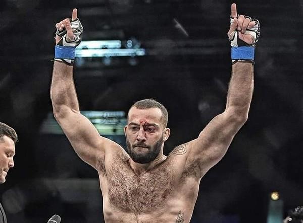 Долідзе планує дебют в UFC