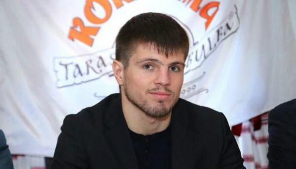 Євген Хитров отримав суперника на бій 18 березня