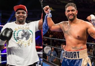 Вайт і Брізіл розіграють тимчасовий титул WBC