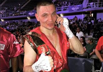 Фани тепло зустріли Шабранського після його переможного повернення в ринг (ВІДЕО)