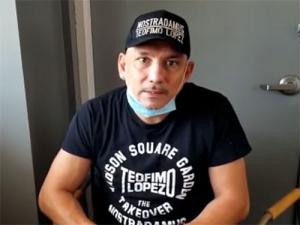 Лопес-старший розкритикував тренування Ломаченка