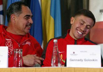 Бенкс: Поважаю Санчеса, але Головкін стане сильнішим