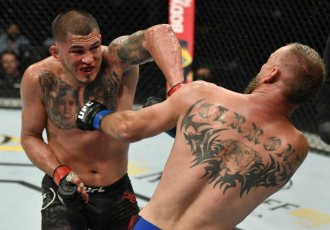 UFC 249. Серроне програв Петтісу рішенням суддів