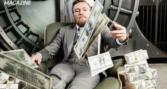 Макгрегор: Мені здається часом, що я начебто продав себе