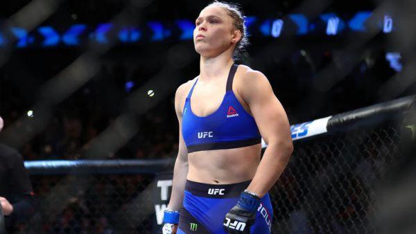 Вудлі: Роузі може повернутися в UFC тільки заради бою Корано