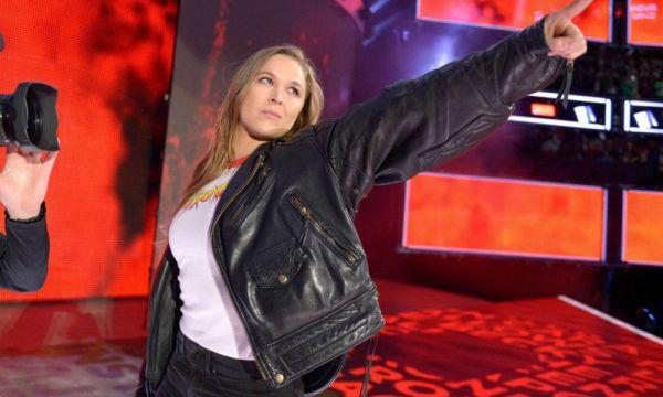 Як Ронда Роузі стала чемпіонкою в реслінгу (ВІДЕО)