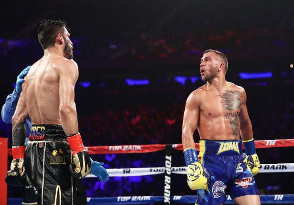 Лінарес: Я програв кращому боксерові світу