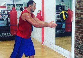 Тренування Яго Кіладзе (ФОТО)